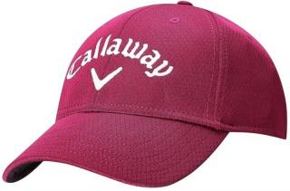 Callaway Side Crested Womens Cap Raspberry Sorbet Pink UNI