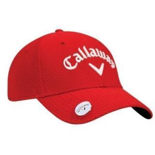 Callaway Stitch Magnet Cap Red UNI