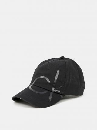 Calvin Klein černá pánská kšiltovka BB Cap pánské ONE SIZE