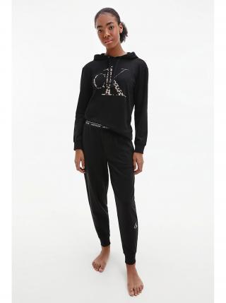 Calvin Klein černé tepláky Jogger dámské černá S
