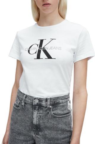 Calvin Klein Dámské triko J20J207878-112 XL