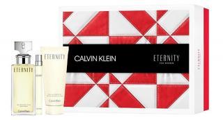 Calvin Klein Eternity - EDP 100 ml   tělové mléko 100 ml   EDP 10 ml dámské