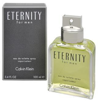 Calvin Klein Eternity For Men - EDT - SLEVA - bez krabičky, chybí cca 1 ml 100 ml pánské