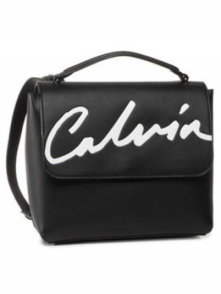 Calvin Klein Jeans Batoh Ckj Sculpted Flat Bp K60K606571 Černá 00