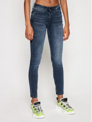 Calvin Klein Jeans Skinny Fit džíny J20J215429 Tmavomodrá Skinny Fit dámské 34_30