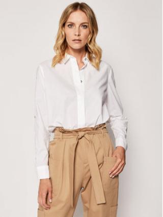Calvin Klein Košile K20K201941 Bílá Regular Fit dámské 42