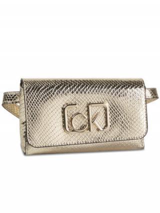Calvin Klein ledvinka Ck Signature Beltbag Sn K60K606206 Zlatá dámské 00