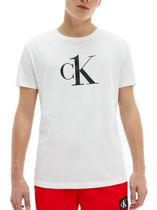 Calvin Klein Pánské triko KM0KM00646-YCD XL