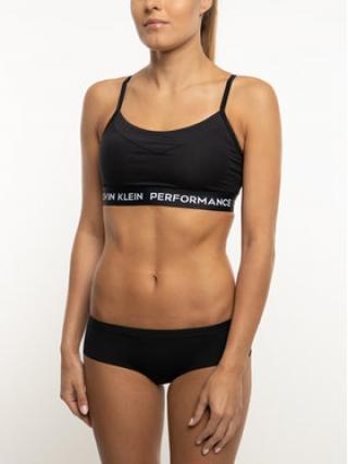 Calvin Klein Performance Podprsenkový top 00GWS8K114 Černá dámské XS