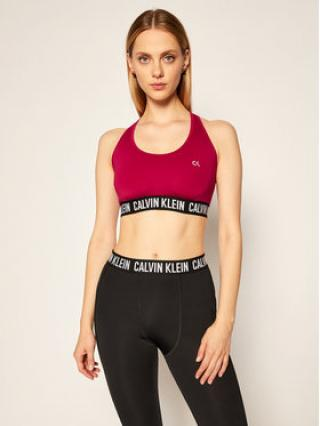 Calvin Klein Performance Podprsenkový top Medium Support 00GWF0K154 Fialová dámské XS