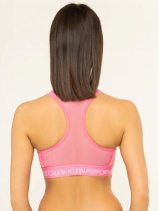 Calvin Klein Performance Podprsenkový top Medium Support Bra 00GWF9K188 Růžová dámské S