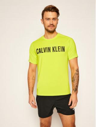 Calvin Klein Performance T-Shirt 00GMF0K150 Zelená Regular Fit pánské M