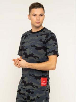 Calvin Klein Performance T-Shirt 00GMH9K289 Šedá Regular Fit pánské S