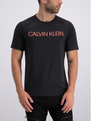 Calvin Klein Performance T-Shirt 00GMT9K275 Černá Regular Fit pánské L