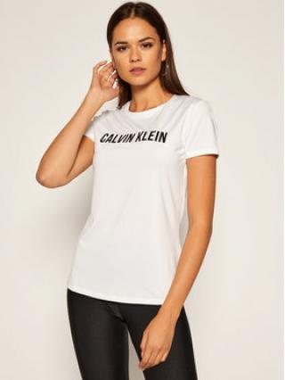 Calvin Klein Performance T-Shirt 00GWF0K168 Bílá Regular Fit dámské XS