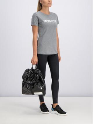 Calvin Klein Performance T-Shirt 00GWF8K139 Šedá Relaxed Fit dámské S