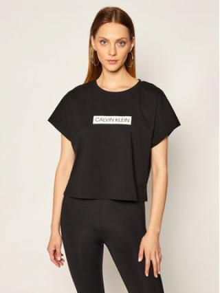 Calvin Klein Performance T-Shirt 00GWT0K126 Černá Regular Fit dámské XS