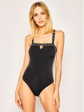 Calvin Klein Swimwear Bikiny Bandeau KW0KW00987 Černá dámské XS