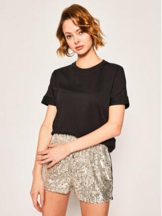Calvin Klein T-Shirt Athleisure K20K202188 Černá Regular Fit dámské M
