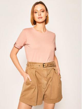 Calvin Klein T-Shirt Athleisure K20K202188 Růžová Regular Fit dámské L