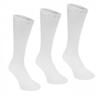 Calvin Klein Underwear 3 Pack Sport Crew Socks pánské White | Other Mens 7-11