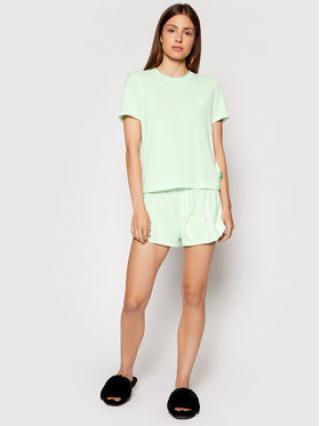 Calvin Klein Underwear Pyžamo 000QS6676E Zelená dámské XL