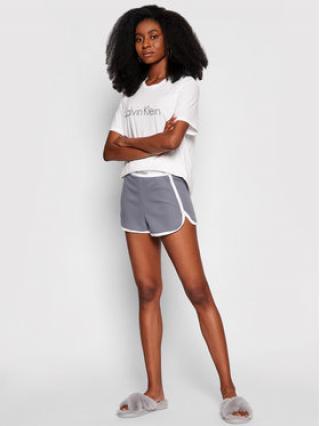 Calvin Klein Underwear Pyžamo 000QS6711E Bílá Regular Fit dámské S