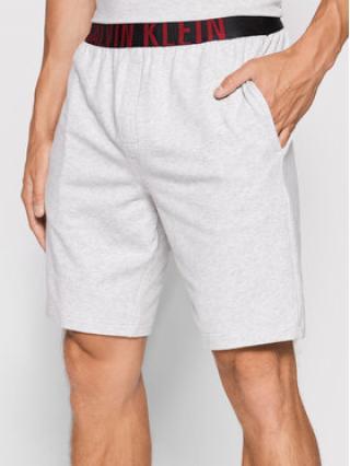 Calvin Klein Underwear Pyžamové kalhoty 000NM1962E Šedá pánské M