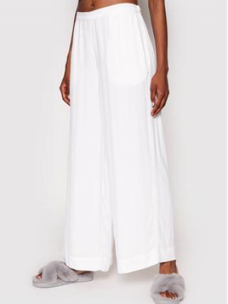 Calvin Klein Underwear Pyžamové kalhoty 000QS6650E Bílá dámské XS