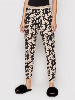 Calvin Klein Underwear Pyžamové kalhoty Lounge 000QS6434E Béžová dámské XS