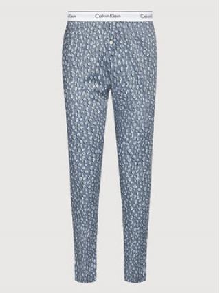 Calvin Klein Underwear Pyžamové kalhoty Sleep 000QS6158E Šedá dámské S