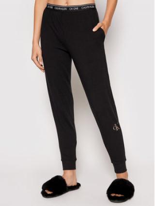 Calvin Klein Underwear Teplákové kalhoty 000QS6685E Černá Regular Fit dámské XS