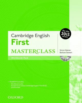 Cambridge English First Masterclass Workbook Pack