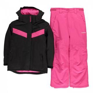 Campri Ski Suit dámské Pink 9-10 Y