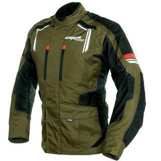 Cappa Racing JEREZ textilní zelená/černá