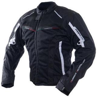 Cappa Racing RACING textilní černá