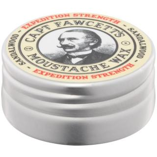 Captain Fawcett Expedition Strength vosk na knír 15 ml pánské 15 ml