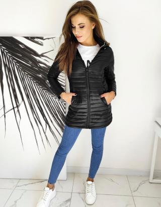 CARLOT womens quilted coat black TY1531 dámské Neurčeno XL