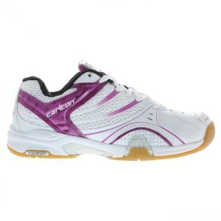 Carlton Airblade Lite Ladies Court Shoes dámské bílá | White | White 37