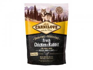 Carnilove Dog Fresh Chicken & Rabbit 1,5kg