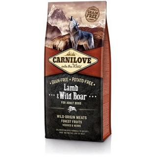 Carnilove lamb & wild boar for adult 12 kg