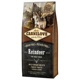 Carnilove reindeer adult 12kg