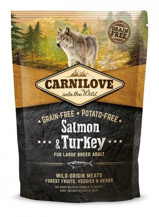 Carnilove Salmon &Turkey LB 1,5kg