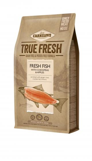 Carnilove True Fresh FISH for Adult dogs 4 kg