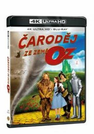 Čaroděj ze země Oz - 4K/UHD   BD