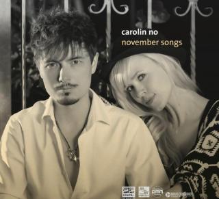 Carolin No November Songs  Black