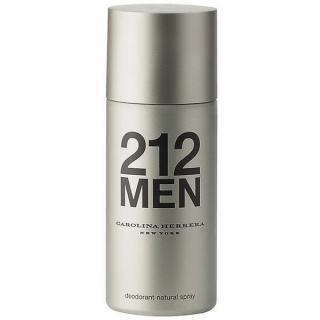 Carolina Herrera 212 Men - deodorant ve spreji 150 ml