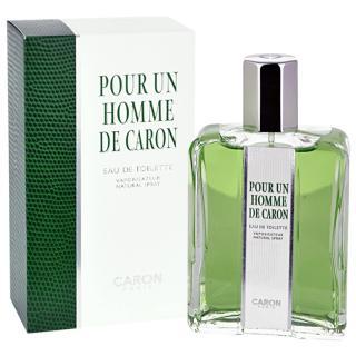 Caron Pour Un Homme toaletní voda pro muže 750 ml pánské 750 ml