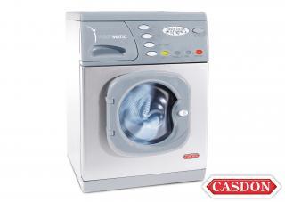 CASDON Automatická pračka s funkcemi 30x21,5x23 cm šedá