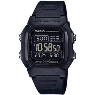 CASIO Collection Men W-800H-1BVES